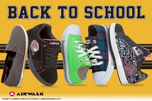 back to school shoes for homeless kids